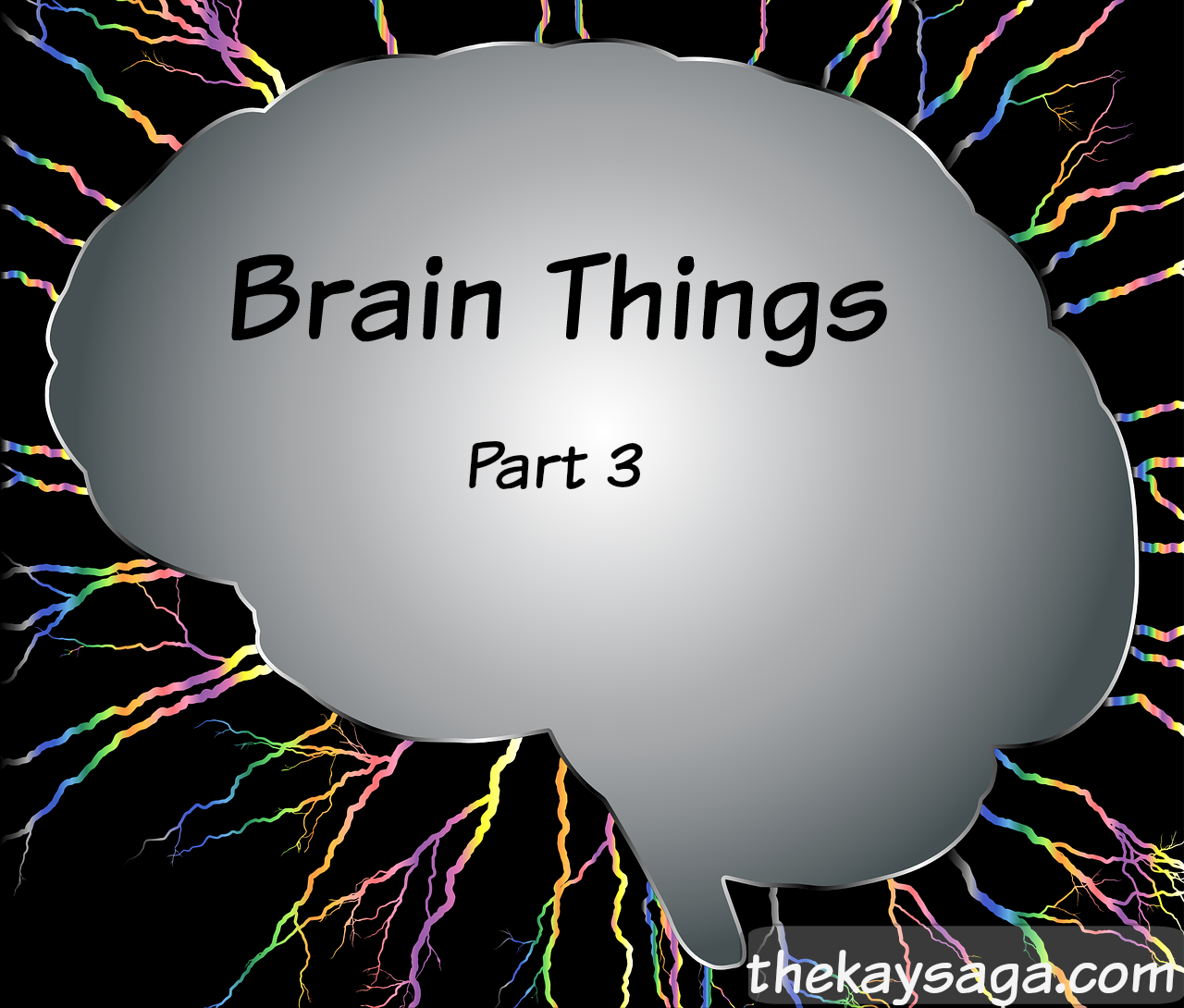 Brain Things Part 3 (Chiari Malformation)